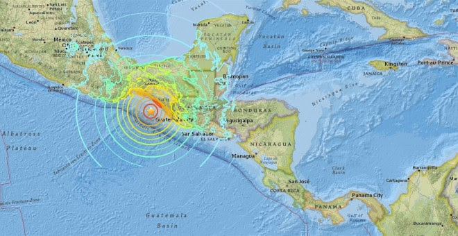 Terremoto de México./EUROPA PRESS