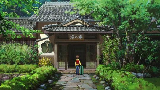 OKKO ET LES FANTÔMES: 1res images d'un anime en compétition à Annecy