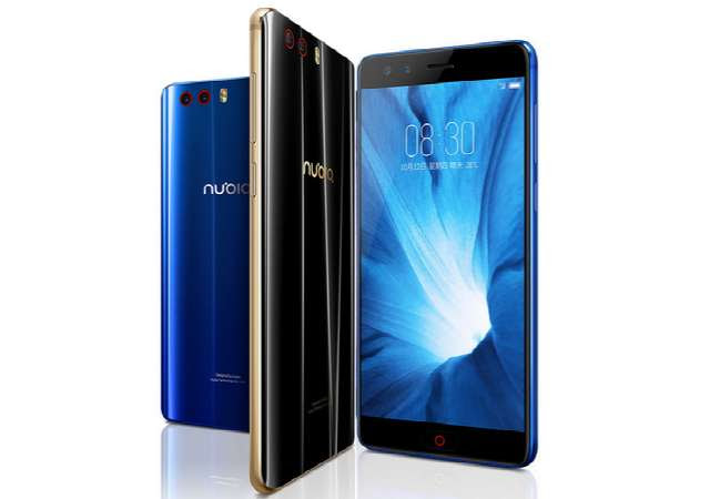 ZTE Outs Nubia Z17 miniS with Dual Front and Rear Cameras, 6GB RAM