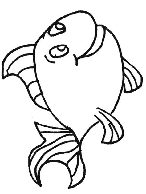 fish  animals coloring pages coloring page book  kids