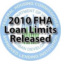 2010 FHA Loan Limits