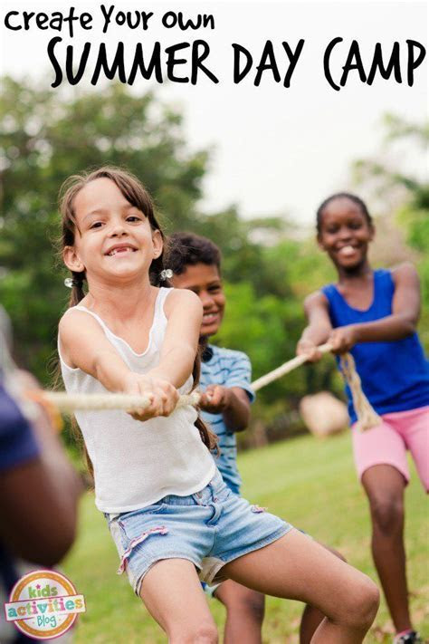 17 Best ideas about Summer Day Camp on Pinterest   Day