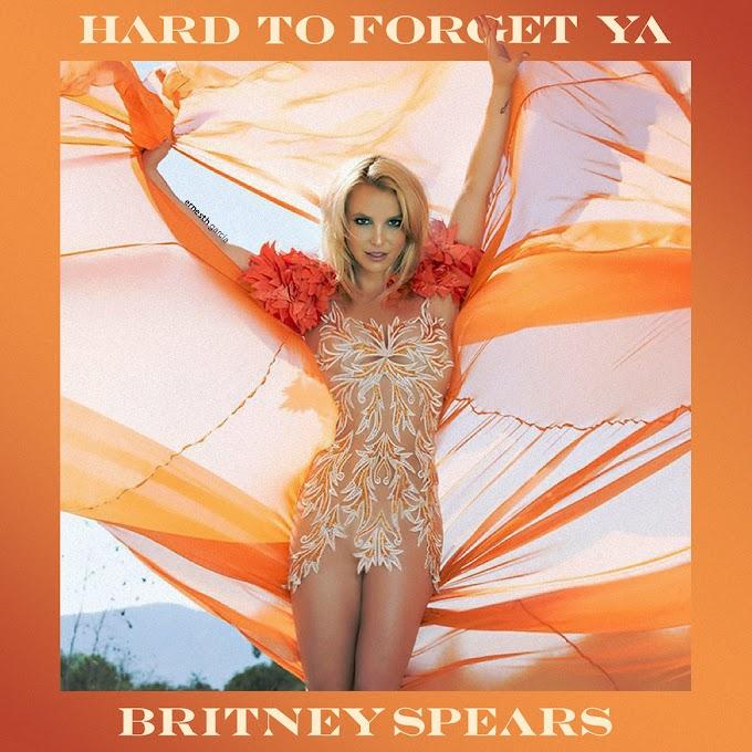 Britney Spears - Hard To Forget Ya (Sebastian Hidalgo Remix)