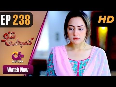 Drama | Kambakht Tanno - Episode 238 | Aplus ᴴᴰ Dramas | Tanvir Jamal, S...