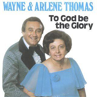 Wayne and Arlene Thomas