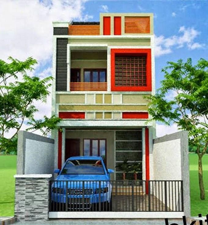Rumah Tingkat Minimalis Kecil | Ide Rumah Minimalis