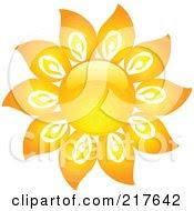 217642-Shiny-Orange-Hot-Summer
