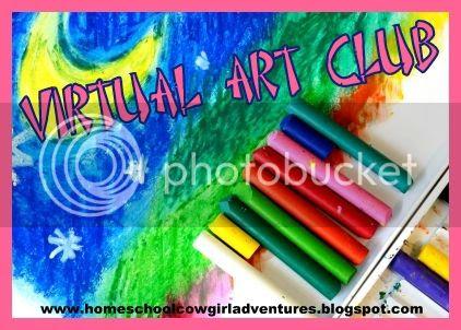 Virtual Art Club Blog Hop