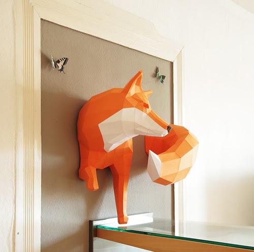 paper-fox