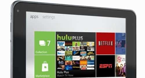 Tablet Xbox
