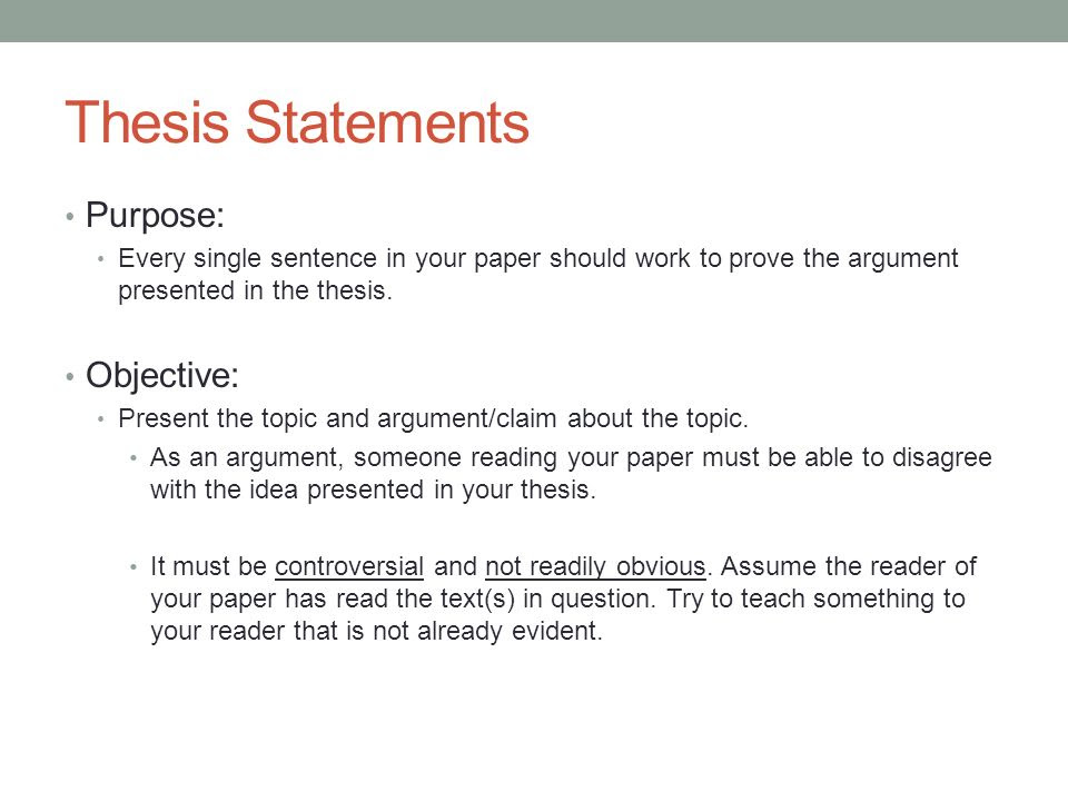 Analysis Essay Thesis Statement Example - Thesis Title Ideas For College