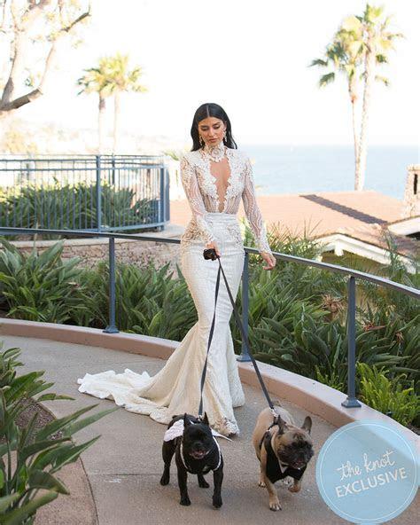 Nicole Williams and Larry English?s Laguna Beach Wedding Album