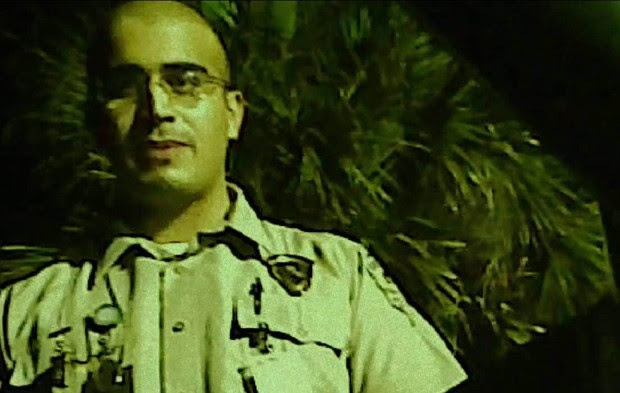 Omar Mateen foi filmado secretamente pelos realizadores do documentário (Foto: Reprodução/YouTube/Chrols2007)