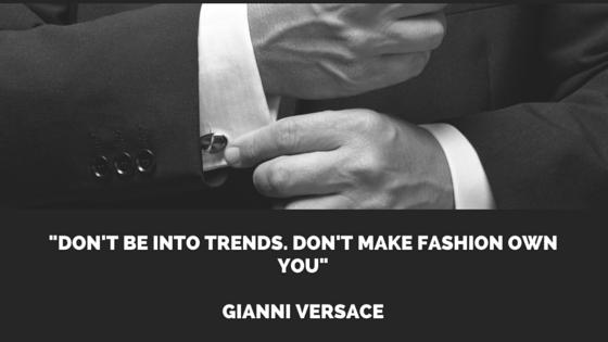 Top 5 Mens Style Quotes Stuarts London