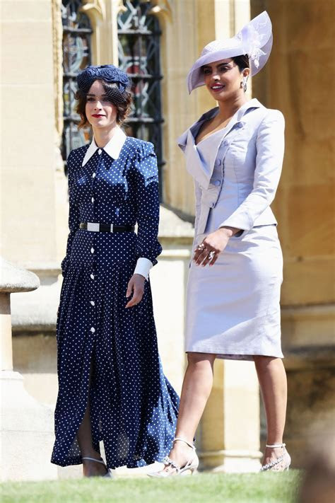 OB Best Dressed Guests At Prince Harry & Meghan Markle?s