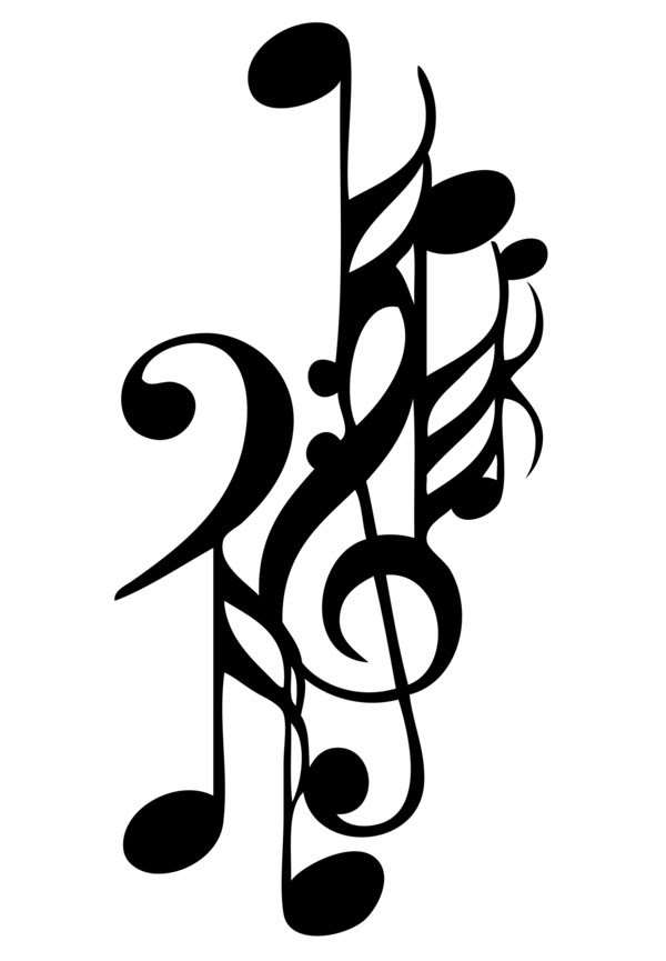 Free Pictures Of Music Notes And Symbols Download Free Clip Art