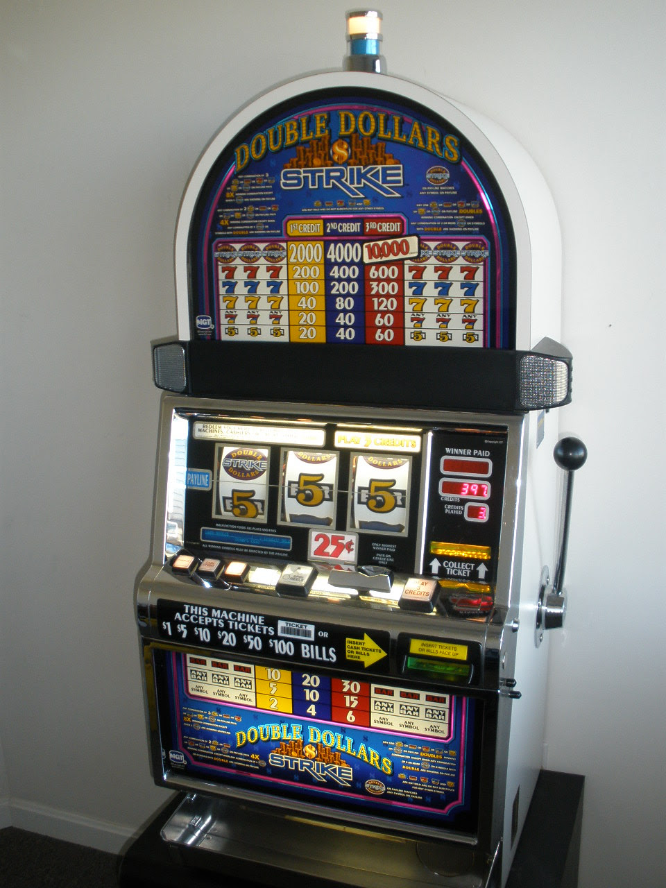 Monthly double o dollars slot machine online habanero lar?