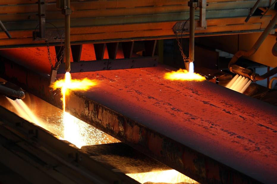 Indústria do aço