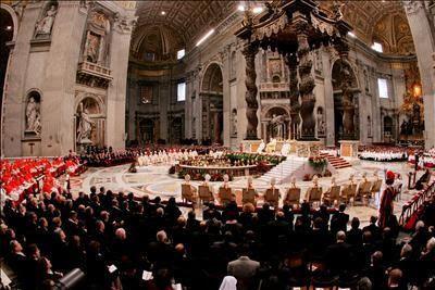 Benedicto XVI nombra 23 nuevos cardenales