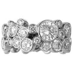 1000  ideas about Bezel Diamond Rings on Pinterest
