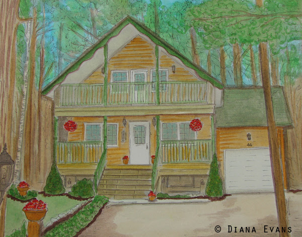 cottage art commission