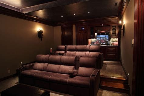 home theater rooms design httplovelybuildingcom