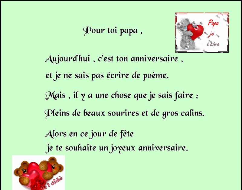 Poeme Danniversaire Pour Papa Decede Jovan