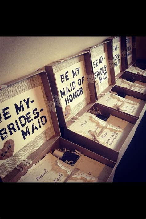 Best 25  Wedding asking bridesmaids ideas on Pinterest