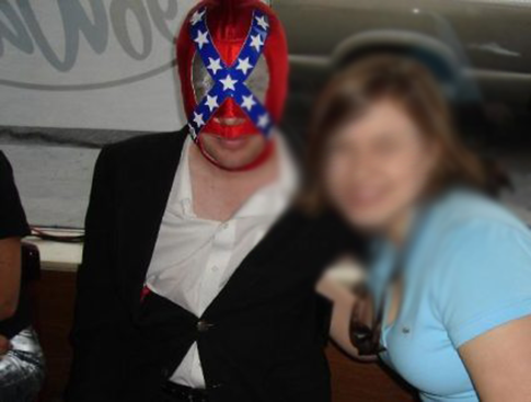A photo of the Southern Avenger posted to Rebellion Blog.