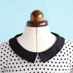 Neckline facing + (optional) collar