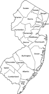 Image Result For Map Ocean City Nj