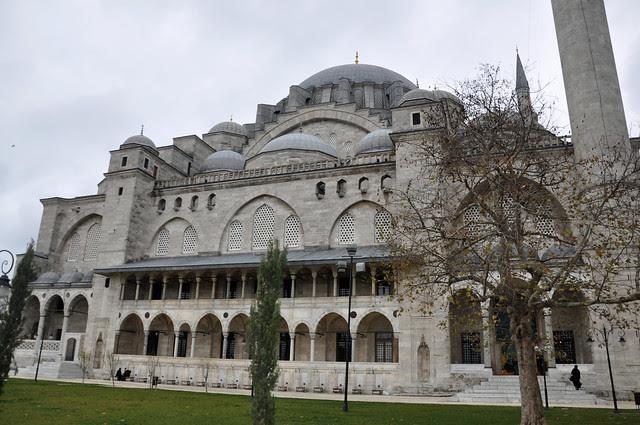 Mosquée de Suleiman (4)
