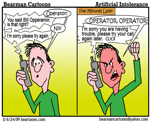 6 24 09 Bearman Cartoon Artificial Intelligence copy by Bearman2007 on Flickr