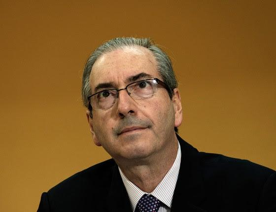 Eduardo Cunha (Foto:  AFP PHOTO / YASUYOSHI CHIBA)