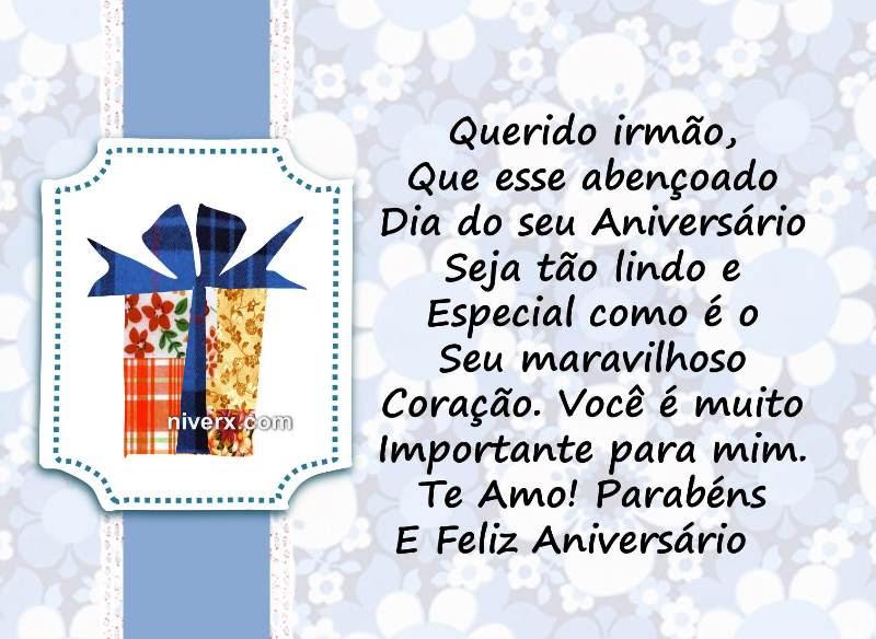 Frases Para Aniversário De Irmão Celular Facebook Whatsapp Figura 3
