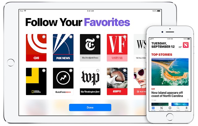 Apple Will Launch Its News Subscription Service Within Next Year, According To Bloomberg