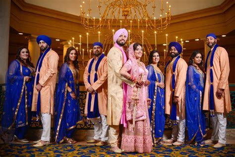 Chantilly, VA Hindu & Sikh Wedding by AISM Photography