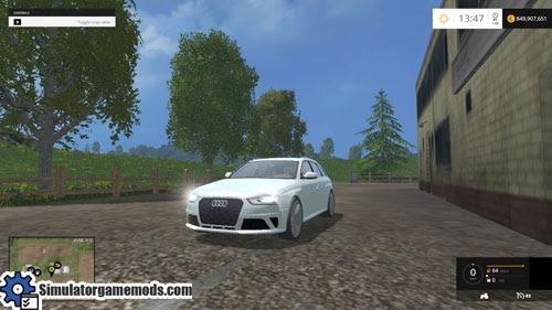Fs 2015 Audi Allroad Car Simulator Games Mods Download