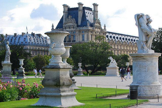 A Se Passe Au Jardin Visites Guides Paris
