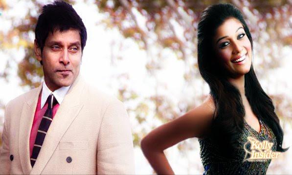 Vikram to romance Nayantara?