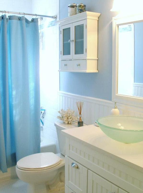 House Decorating Ideas | Beach Themed Bathroom Decorating Ideas