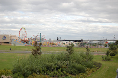 Amusement area near Patio Hotel