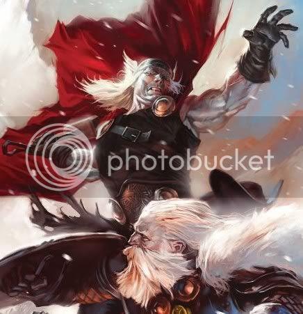 Homem de Ferro 2 & Thor