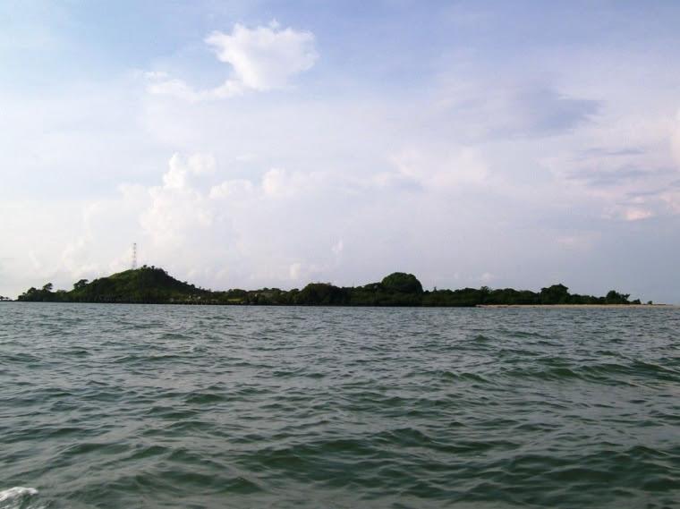 Perjalanan pulau maspari