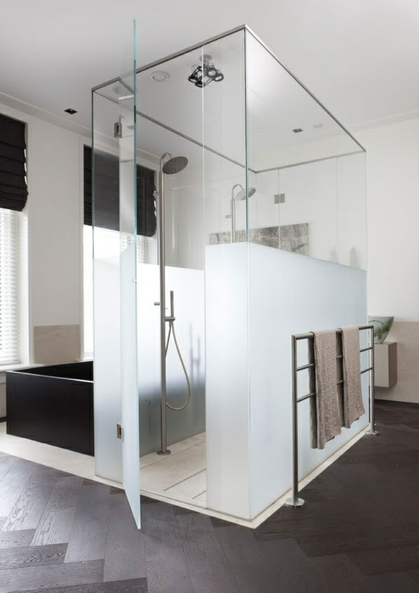 Moderne Badezimmer Designs f\u00fcr jeden Geschmack
