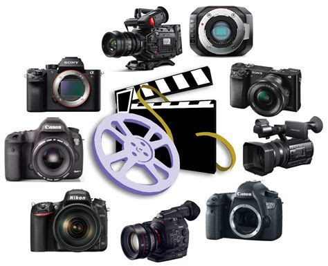 The Best Video Cameras for Filmmaking   The Wire Realm
