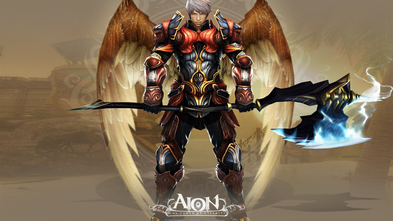 Aion Modeling Hd Gaming Wallpapers 16 1366x768 Wallpaper
