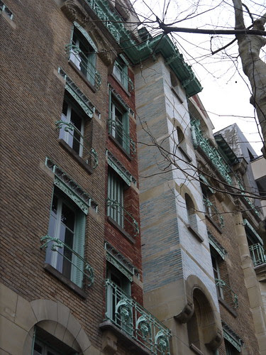 Paris, December 2012 by Yekkes
