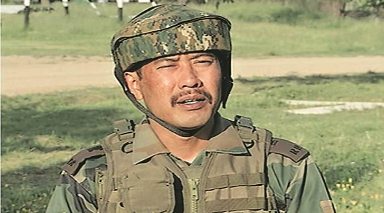 MajorLeetul Gogoi, who tied J-K man to jeep, questioned over woman at hotel