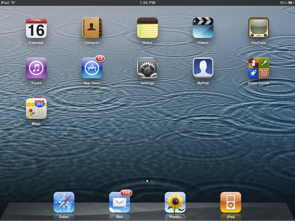 Download Apple S New Ipad Wallpapers Coming In Ios 5 1 Iphone